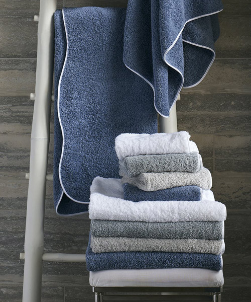towels from matouk, cairo-wave