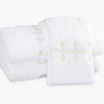towels from matouk, gordian
