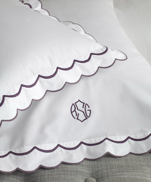 bedding from matouk, india