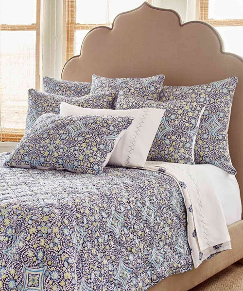 bedding from john robshaw, vanna