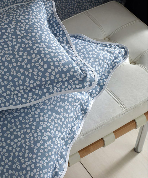 bedding from matouk, margot
