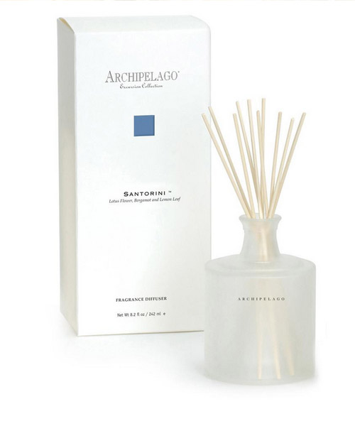 frangranced diffusers from Archipelago